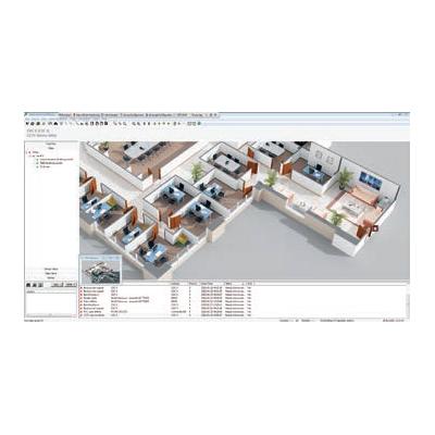 CEM SWNVR-IV AC2000 IndigoVision NVR interface