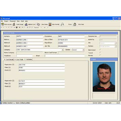 CEM webEntry™ TimeManager for time and attendance reporting