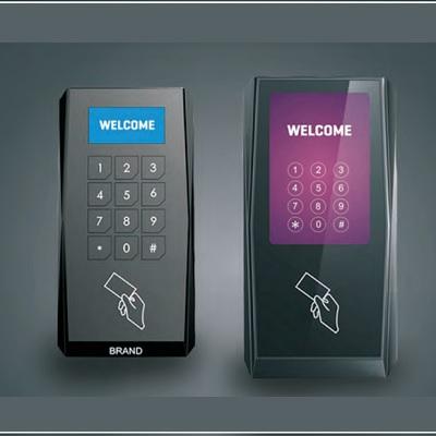 CIVINTEC CRYSTAL TOUCH Versatile Smart Card Reader