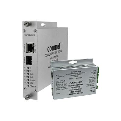 ComNet CNFE2MC2C Ethernet Media Converter
