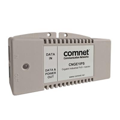 ComNet CNGE1IPS Industrial Gigabit Power Over Ethernet Midspan Injector