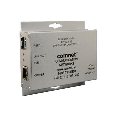 ComNet CNGE2MCPOEM 2 Port Ethernet Media Converter
