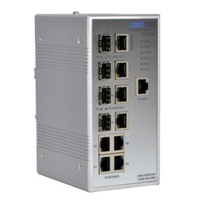 Comnet CNGE8MS 8-Port managed gigabit switch