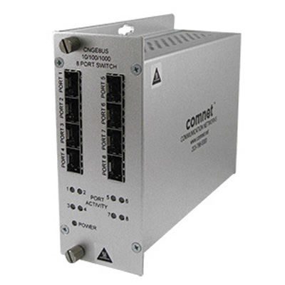 8US 10/100/1000 Mbps 8 Port Ethernet unmanaged switch