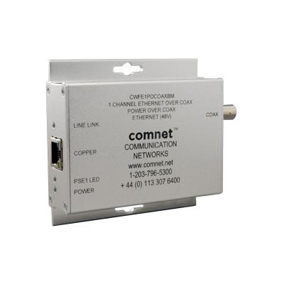 ComNet CWFE1POCOAXBM Ethernet-over-coax/PoE