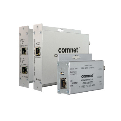 ComNet CWFE2COAX Dual Channel Ethernet Over Coax