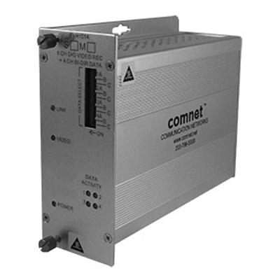 ComNet FVT/FVR1014(M)(S)110-bit Video Transmitter/Data Transceiver And Video Receiver/data Transceiver