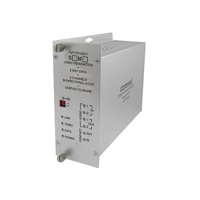 ComNet FVT/FVR10D1A2C1(M)(S)1 video transmitter/ receiver and data transceiver