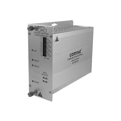ComNet FVT/FVR2014(M)(S)1 video transmitter/receiver and data transceiver