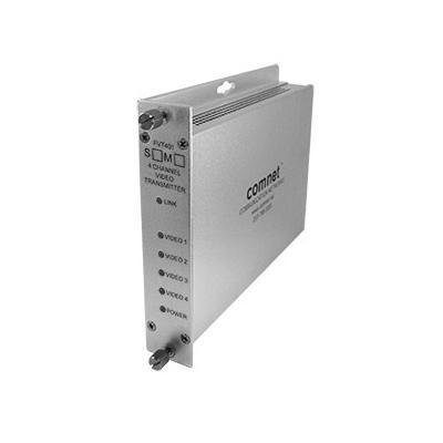 ComNet FVT/FVR401(M)(S)1 4-Channel Digitally Encoded Short-Haul Video Multiplexer