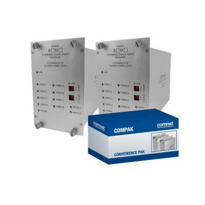ComNet FVT812S1 video transmitter/data transceiver