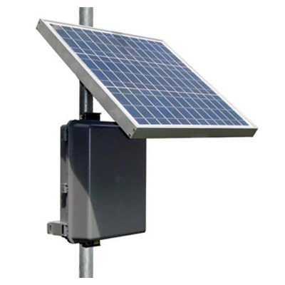 ComNet NWKSP2 solar power wireless ethernet kit