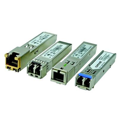 ComNet SFP-BXU³  Copper And Optical Fiber Transceivers