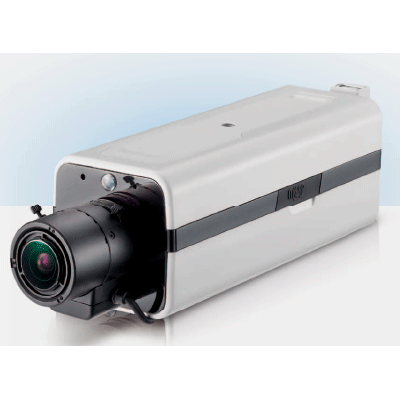 Compro NC150 / NC150R IP camera with two-way audio communication