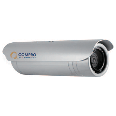 Compro NC450 IP camera with activity-adaptive streaming