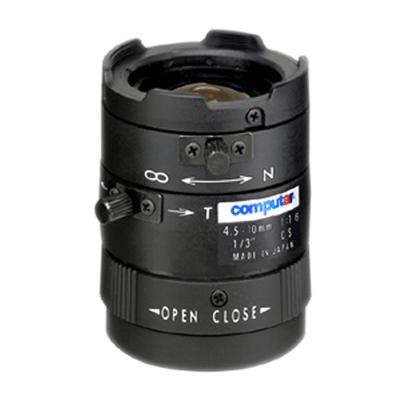 Computar H2Z4516CS-2 CCTV camera lens with manual zoom