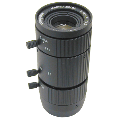 Computar MLM-3XMP CCTV camera lens with macro zoom