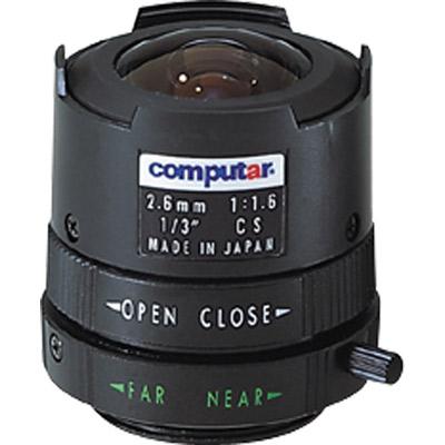 Computar T2616FICS-3 1/3'' CCTV camera mount with CS mount