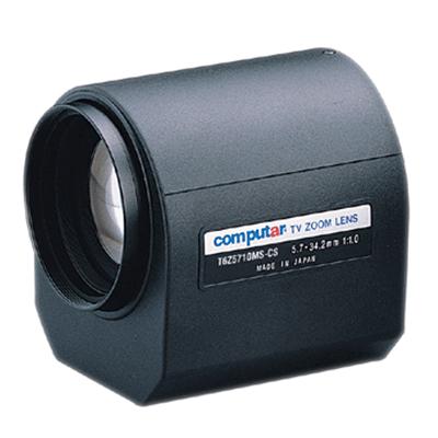Computar T6Z5710MS-CS CCTV camera lens with motorised zoom