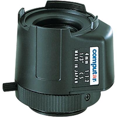 Computar TGO412FCS 1/3'' CCTV camera lens with auto iris and direct drive