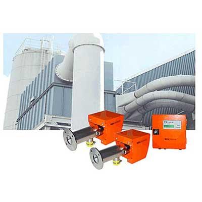 Concept Engineering Ltd laser transmissiometer for smoke density measurement