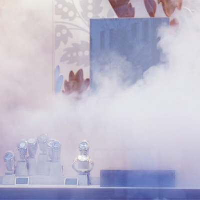 Concept Smoke Screen Anti-Raid Window System