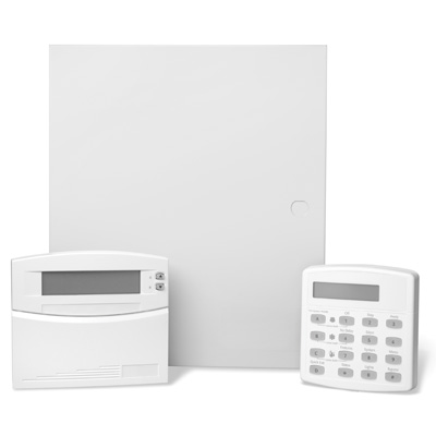 Concord 4 hardwire/wireless modular security system