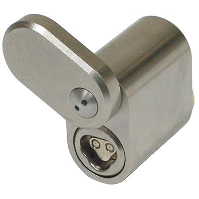 CyberLock CL-OVLWR Scandinavian oval lock