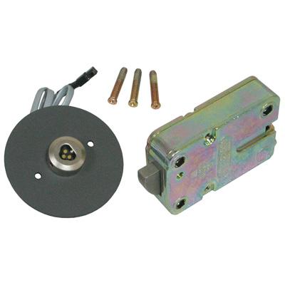 CyberLock SL-SW1 door lock with swing latch
