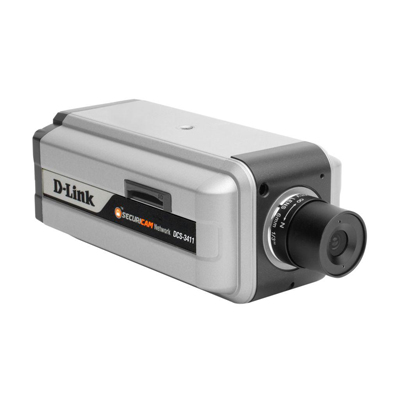 D-Link DCS-3411 day & night PoE network camera