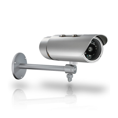 D-link presents the DCS-7110 HD outdoor Day & Night network camera