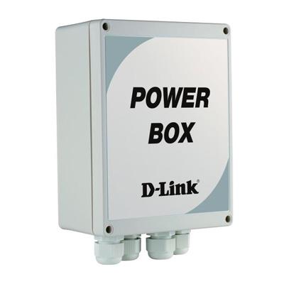 D-Link DCS-80-6 outdoor power box