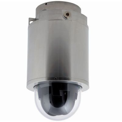 Axis Communications D201-S XPT Q6055 explosion-protected PTZ IP dome camera