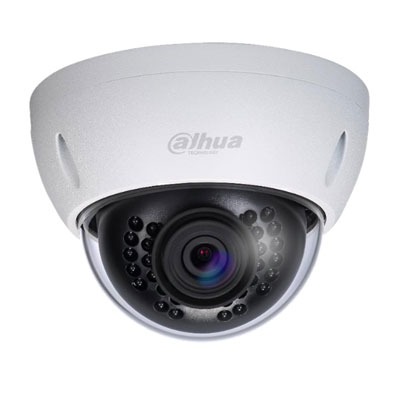 Dahua Technology DH-IPC-HDBW1200E(-S) 2MP colour monochrome full HD network mini IR dome camera