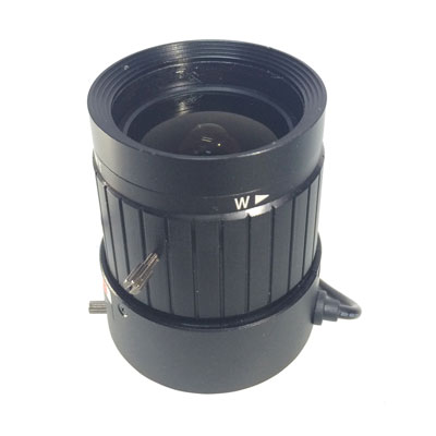 Dahua Technology DH-OPT-118F0418D01-IR3MP 3 Megapixel Star-light Lens