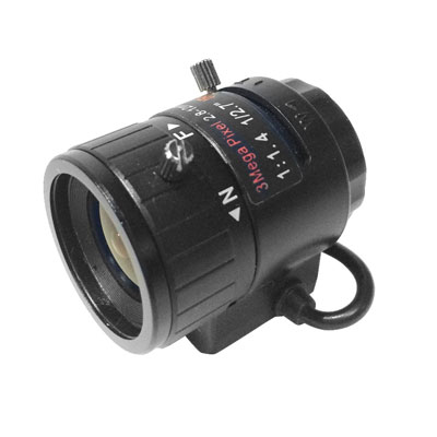 Dahua Technology DH-PLZ1030-D 3 megapixel vari-focal lens