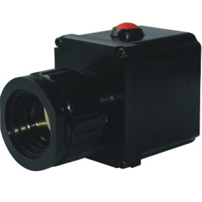 DALI D760B thermal imaging CCTV camera with continuous video output
