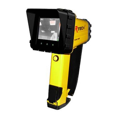 DALI F2-T1 thermal imaging CCTV camera