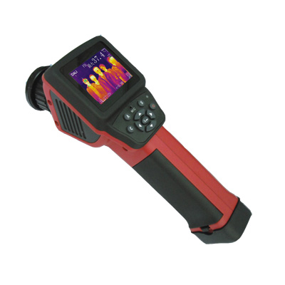 DALI TE-W thermal imaging CCTV camera with non-contact detect