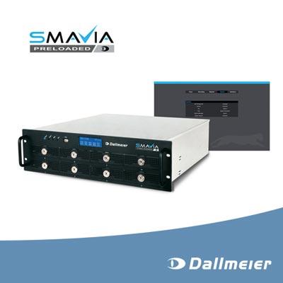 Dallmeier IPS 10000 100-channel HDD video appliance