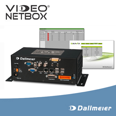 Dallmeier VideoNetBox II 8 Channel Digital Video Recorder