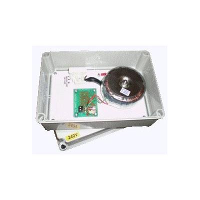 Dantech DA377/IP66 power supply with 1 x 4Amp 24V AC fused output