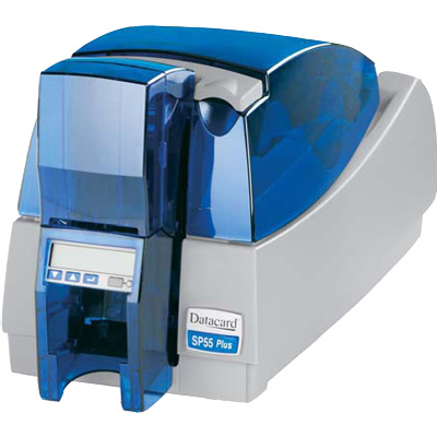 Datacard SP55 PLUS CARD PRINTER for fast versatile card printing