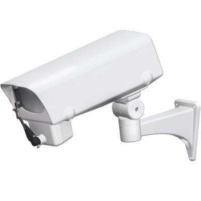 Dedicated Micros (Dennard) 2010/2015 CCTV camera housing