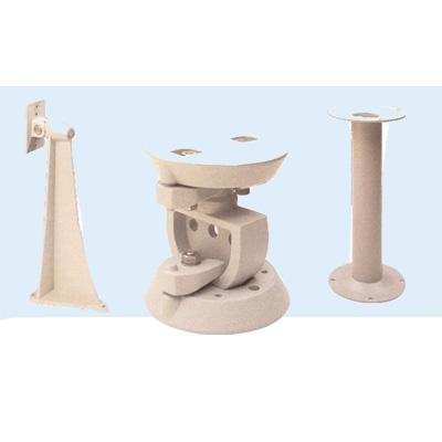 Dedicated Micros (Dennard) DM/426-250MM outdoor column spacer - 250mm