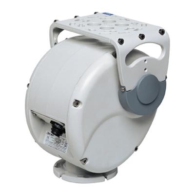 Dedicated Micros DM/2000-502 - Dennard 2000 Series, variable speed pan tilt head with 12 degree pan