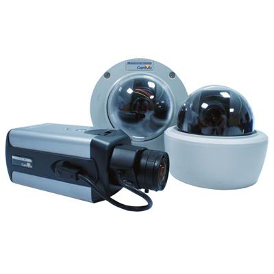 Dedicated Micros DM/CMVU720 HD colour IP camera