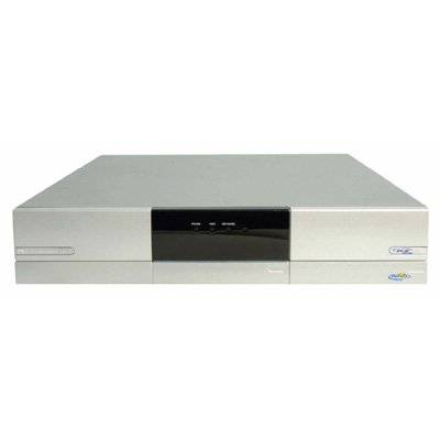 Dedicated Micros DM/DEC3A/S0/2H8C is a high definition video server with 2 HDMI outputs and 8 composite outputs