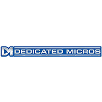 Dedicated Micros DM/OD/10M Straight Dome Cable