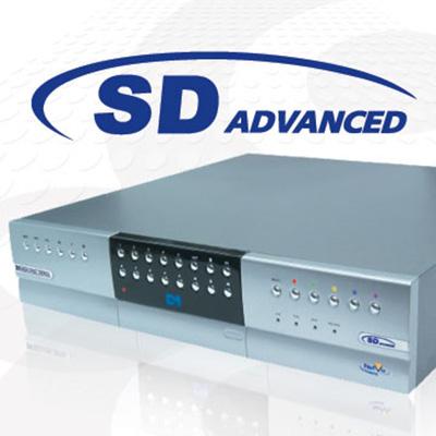 Dedicated Micros DM/SDAV32MIN 32 Channel Hybrid DVR